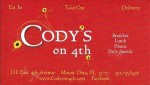 Cody's on 4th